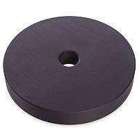 Стальные блины для штанги пятикилограммовые диски на штангу ZELART Диаметр 30 мм Сталь (TA-2520-5)