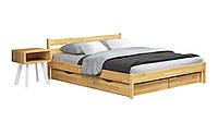 Двухспальная кровать Нота Бене 160х190 102 Щит 2Л4