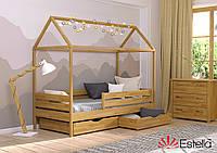 Кровать деревянная Амми 80х190 102 Щит Л4