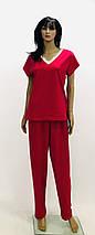 Женская пижама с кружевом, фото 2