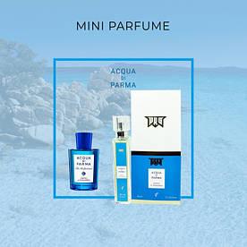 Elite Parfume Acqua di Parma Blu Mediterraneo Mirto di Panarea, унисекс 33 мл