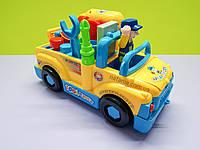 Игровой набор Машина Моя мастерская с строителем и инструментами, фото 1