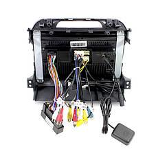 Штатная автомобильная магнитола 9 Kia Sportage GPS мощность 4х50 Вт память 1+16 ГБ Wi Fi (3999-11392), фото 3