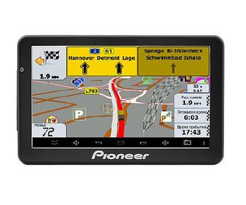 Автомобильный GPS-навигатор Pioneer Pi-718 Truck с картой Европы и Украины (pi_l718tr), фото 2