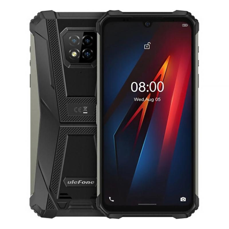 """Смартфон Ulefone Armor 8 4/64GB Black 6.1"""" Helio P60 камера 16 Мп Батарея 5580 мАч Android 10"""