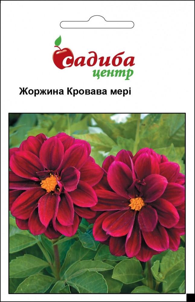 Семена Георгина Кровавая Мэри 0,1 г, Hem Zaden