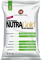 Корм для собак и щенков Nutra Gold Pro Breeder (Нутра Голд Про Бридер) 1 кг Made in the USA