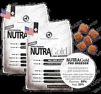 Корм для собак и щенков Nutra Gold Pro Breeder (Нутра Голд Про Бридер) 2X20 кг Made in the USA