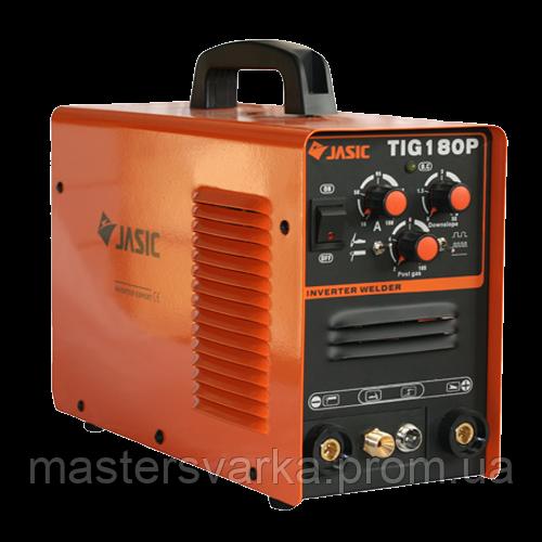 Сварочный аргоновый инвертор Jasic TIG 180P DC (W119)