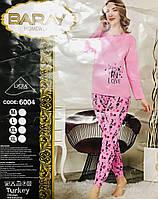 Женская пижама хлопок BARAY Турция размер ХL(48-50)