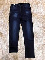 Джинсові штани для хлопчиків на флісі F&D 152-164 р. р.
