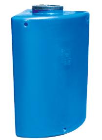 Емкость пластиковая угловая 400 л