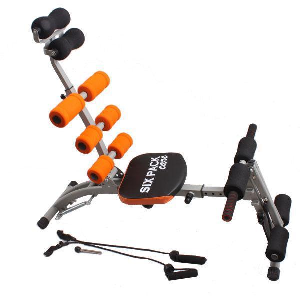 Тренажер домашний Six Pack Care для укрепления мышц пресса, спины и ног