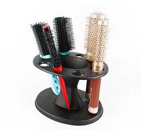 Підставка органайзер для гребінців, щіток і аксесуарів для волосся