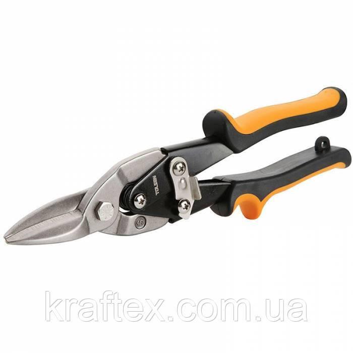 Ножиці по металу AVIATION прямий різ ПРОФІ 250 мм