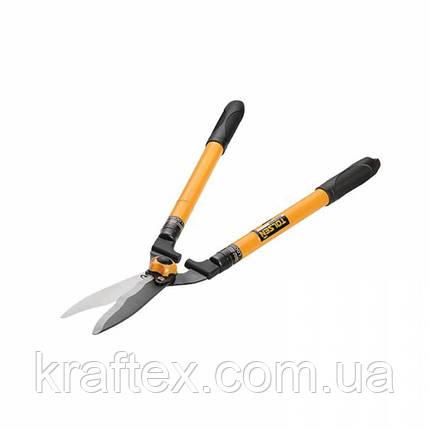 Ножиці для живоплоту телескопічні 660 - 915 мм, фото 2