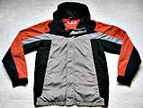 "Куртка ветровка Бренд ""Here&There"" Размер М / 48-50. На рост 182 см., фото 5"