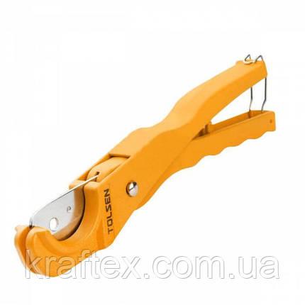 Ножиці для пластикових труб 210 мм, фото 2