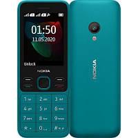 Мобильный телефон Nokia 150 2020 DS Cyan