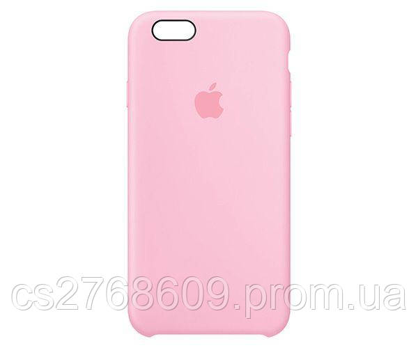 "Чехол силікон ""Silicone Case Original"" iPhone 6 рожевий"