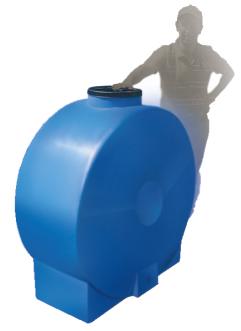 Емкость пластиковая круглая 350 литров