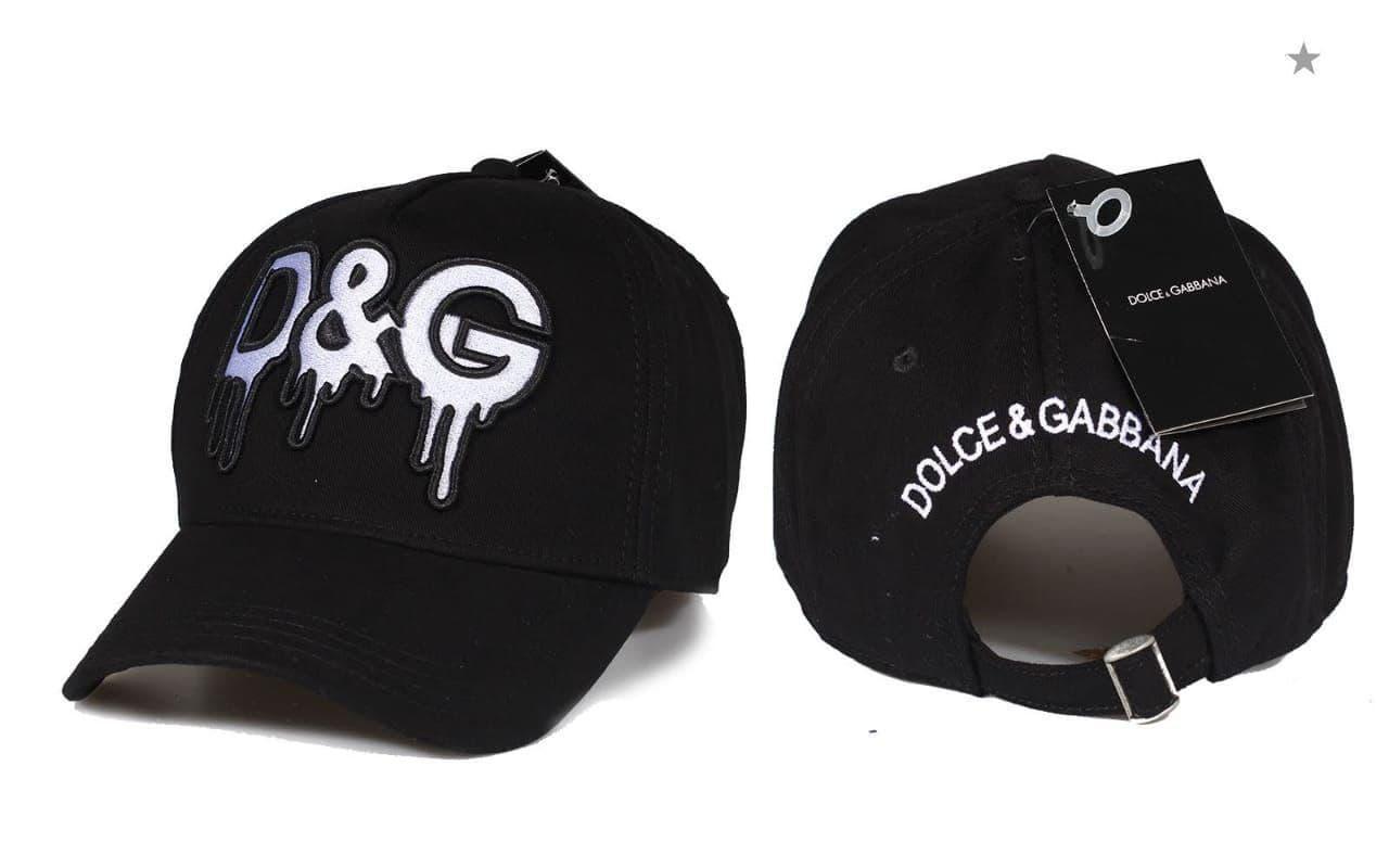 Брендовая кепка Dolce&Gabbana CK1671 черная