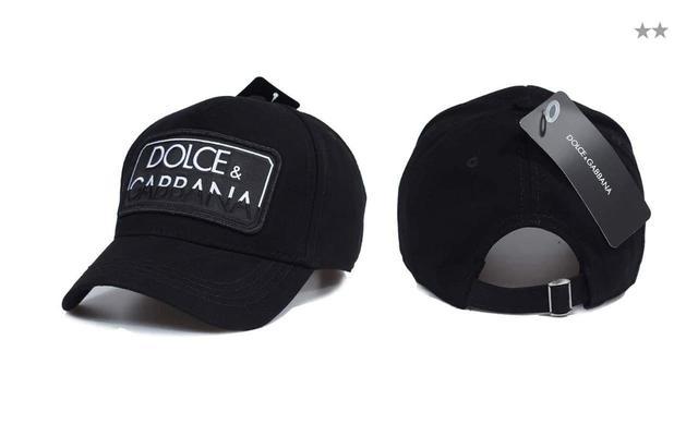 Брендовая кепка Dolce & Gabbana
