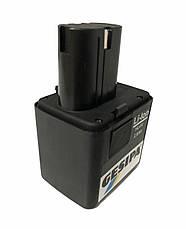 GESIPA аккумулятор Li-Ion 2.6 Ач 14.4В Li Ion, фото 3