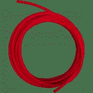 Тефлонові ПОДАЮЧИЙ КАНАЛ ЧЕРВОНИЙ 2.0 / 4.0 / 350 ММ ДЛЯ АЛЮМІНІЄВОЇ ДРОТУ D 1.0 - 1.4 ММ ABICOR BIN