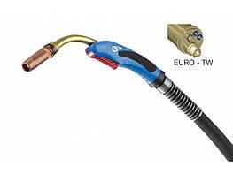 Сварочная горелка TPLUS 500 3M EURO с водяным охлаждением Trafimet