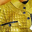 Куртка женская весна-осень оливковая, Батал, размер 50-60, фото 4