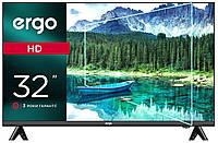 Телевизор 32'' ERGO 32DHT5000, телевизор 32 диагональ, телевизор для кухни, Led телевизор 32