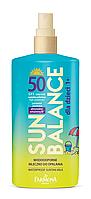 Водостойкое молочко для детей Farmona Sun Balance Milk SPF 150
