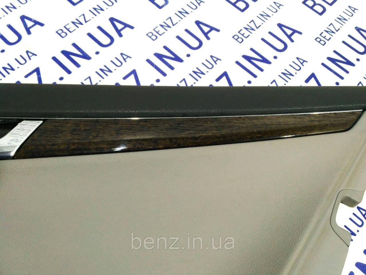 Декоративная накладка карты задней правой двери Mercedes W204/S204/C204 A2047300222