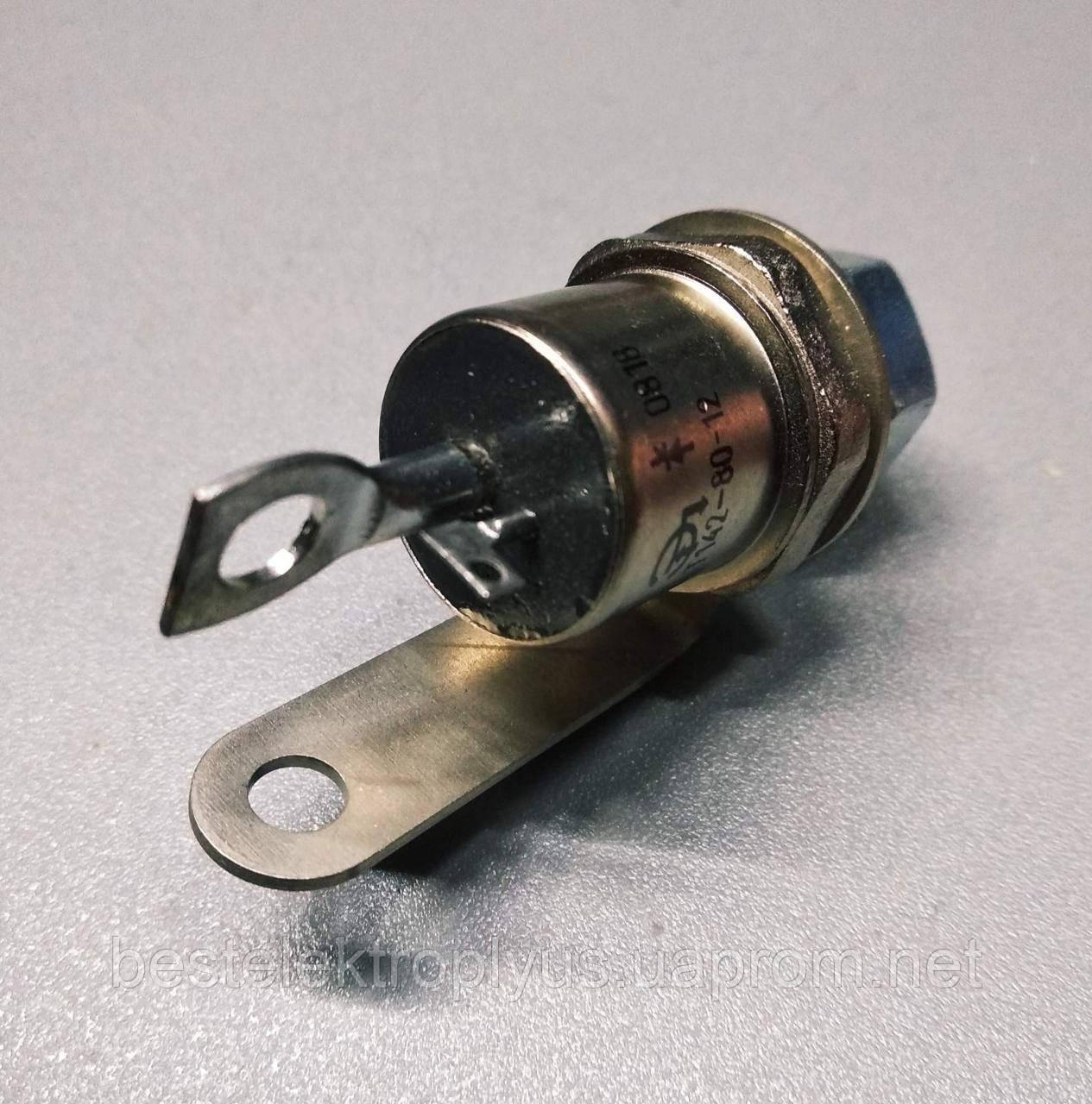 Тиристор Т142-80-12