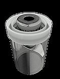 """1.5"""" Колпачковая колона з дистилятори. 3 рівня нержавійка, фото 4"""