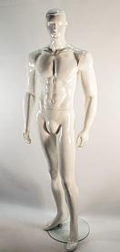 Манекен мужской K36-4 white