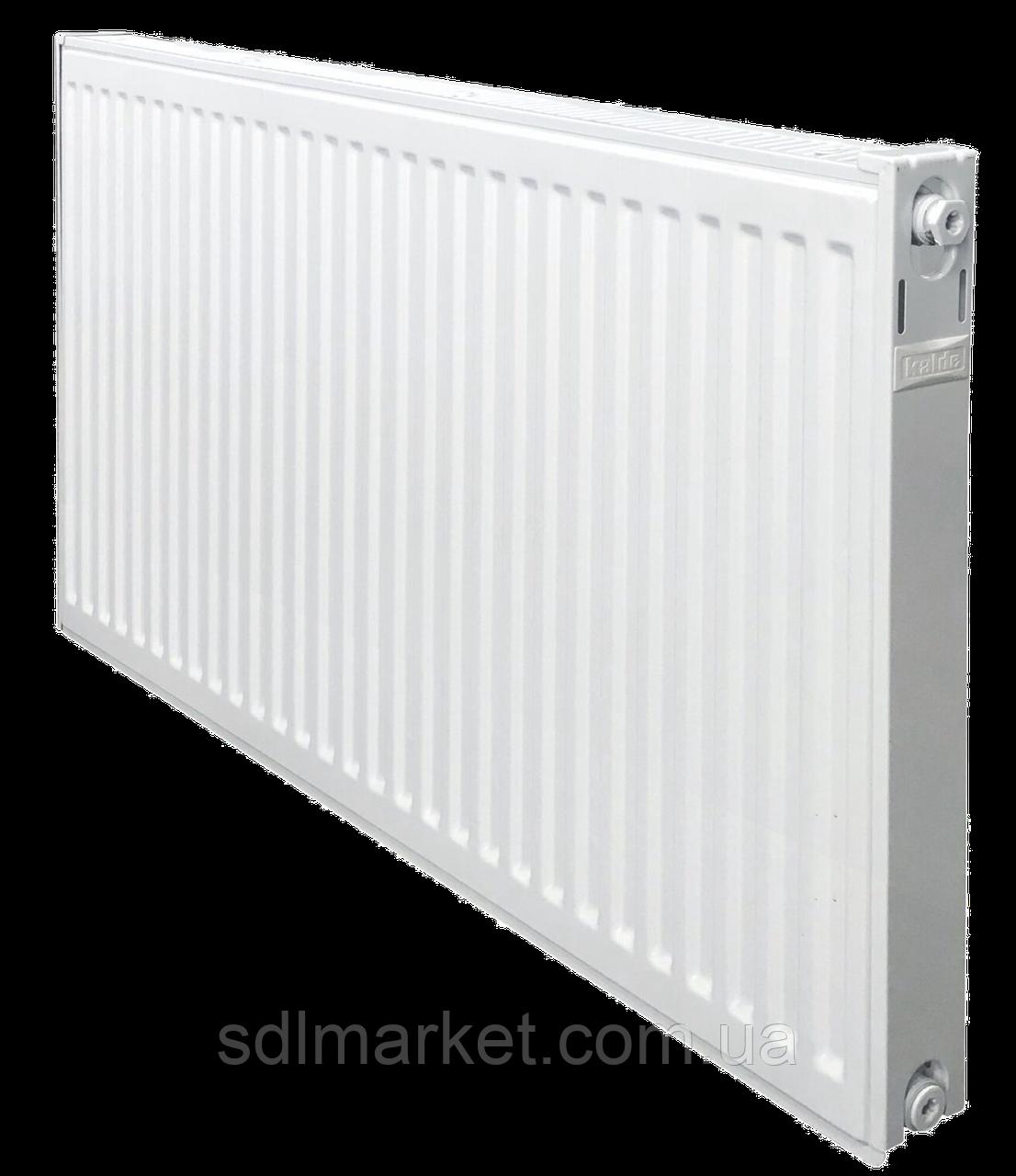 Радиатор стальной панельный KALDE 11 низ 600x700
