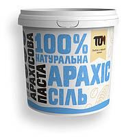 Заменитель питания MasloTom арахисовая паста с солью, 1 кг