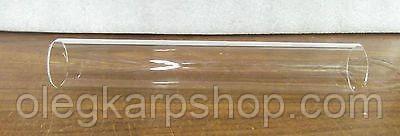 Боросилікатне скло для диоптра Ø60мм H500mm