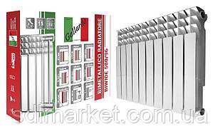 СТОК Радиатор биметаллический секционный GALLARDO BIWIDE 500/96