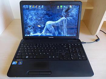 "Ноутбук TOSHIBA Satellite PRO C650 15.6"" Intel Core 2 Duo T6570/4GB/500GB"