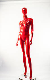 Манекен женский Q 062-12 красный
