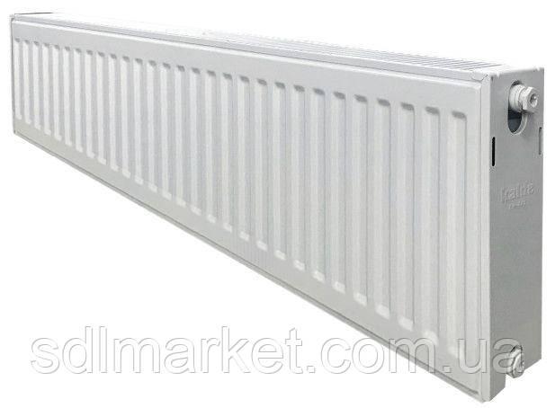 Радиатор стальной панельный KALDE 22 низ 300х2600