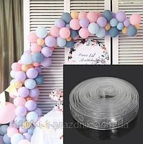 Пластиковая лента для шаров 5 метров