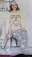 Пижама женская байковая, фото 1