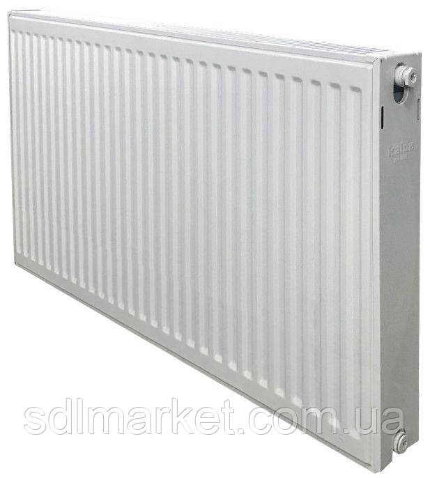 Радиатор стальной панельный KALDE 22 низ 600x400