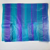 """Пакет - майка """"Полоса №5"""" полиэтиленовый 50x80 см, 100шт / уп. (Пакет поліетиленовий """"Полоса №5"""")"""