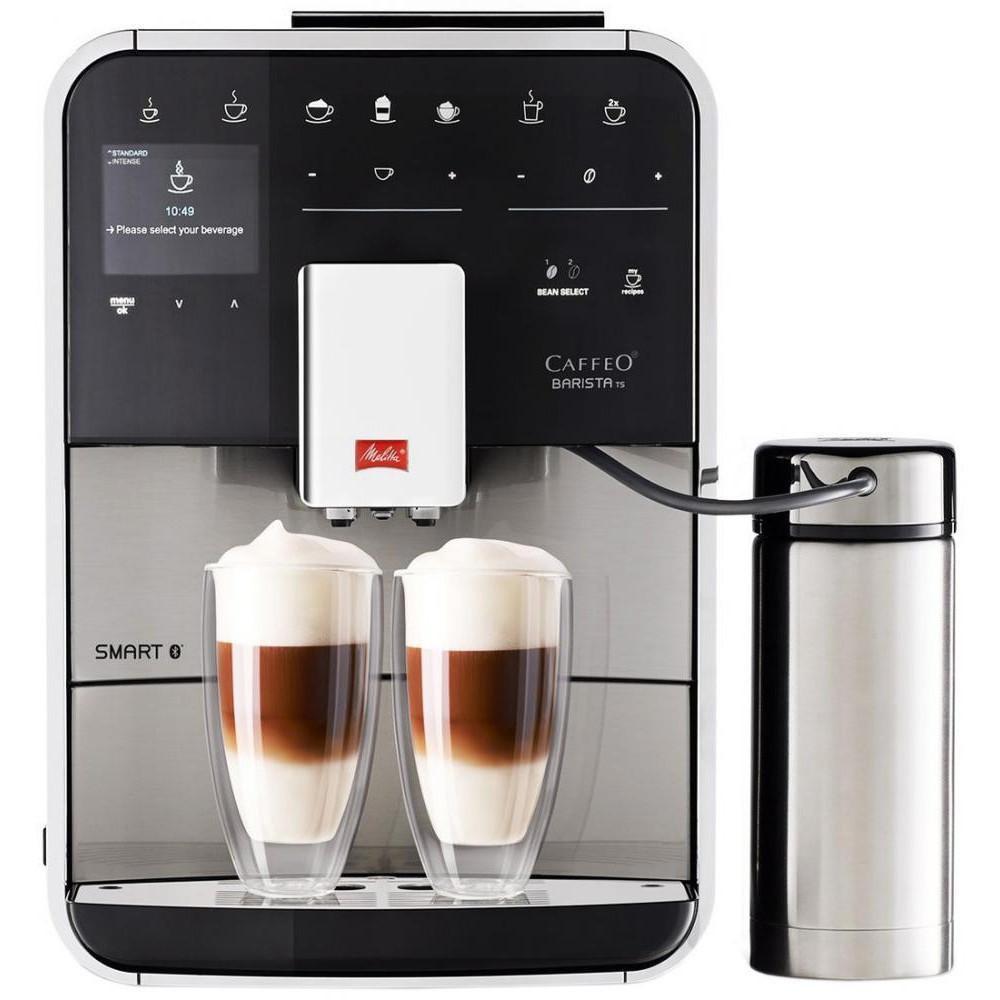 Кофемашина автоматическая Melitta Caffeo Barista TS Smart stainless steel F86/0-100