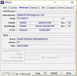 754 Материнская плата Gigabyte GA-K8N51GMF-RH + Процессор AMD Sempron 2800+ + 1Gb ОЗУ DDR1, фото 4